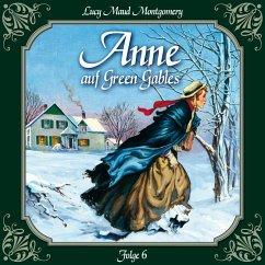 Anne auf Green Gables, Folge 6: Ein rabenschwarzer Tag und seine Folgen (MP3-Download) - Montgomery, Lucy Maud