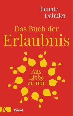 Das Buch der Erlaubnis (Mängelexemplar) - Daimler, Renate