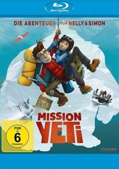 Mission Yeti - Die Abenteuer von Nelly & Simon - Mission Yeti-Die Abenteuer V.Nell