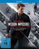 Mission: Impossible - 6-Movie Collection BLU-RAY Box