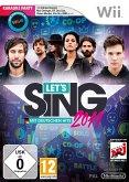 Let's Sing 2019 mit deutschen Hits (Wii)