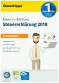 SteuerSparErklärung Selbstständige 2019 (für Steuerjahr 2018)