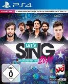 Let's Sing 2019 mit deutschen Hits (PlayStation 4)