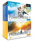 Powerdirector 17 Ultra & Photodirector 10 Ultra Du