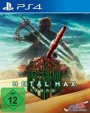 Metal Max Xeno (PlayStation 4)