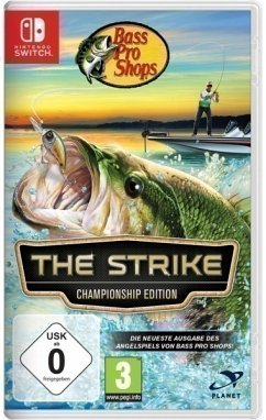 Bass Pro Shops The Strike (Nintendo Switch)