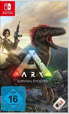 koch media ARK: Survival Evolved (Nintendo Switch)
