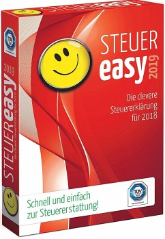 Steuer Easy 2019 CD-ROM