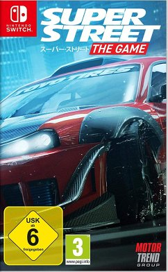 Super Street - The Game (Nintendo Switch)