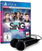 Let's Sing 2019 mit deutschen Hits [+ 2 Mics] (PlayStation 4)