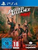 Jagged Alliance Rage (PlayStation 4)