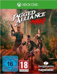 Jagged Alliance Rage (Xbox One)