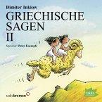Griechische Sagen II (MP3-Download)