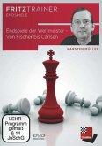 Endspiele der Weltmeister - Von Fischer bis Carlsen, 1 DVD-ROM