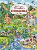 Mein lustiges Wimmelbuch Dinosaurier