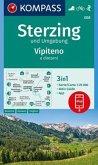 Kompass Karte Sterzing und Umgebung / Vipiteno e dintorni