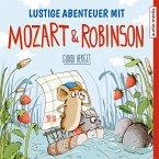 Lustige Abenteuer mit Mozart & Robinson (MP3-Download)