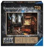 Exit 5 - Im Drachenlabor (Puzzle)