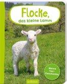 Flocke, das kleine Lamm