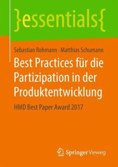 Best Practices für die Partizipation in der Pro...
