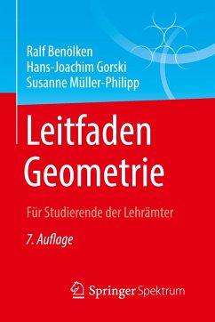 Leitfaden Geometrie - Benölken, Ralf; Gorski, Hans-Joachim; Müller-Philipp, Susanne