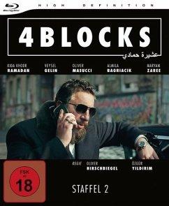 4 Blocks - Staffel 2 BLU-RAY Box