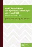 Wiener Übereinkommen über diplomatische Beziehungen vom 18. April 1961