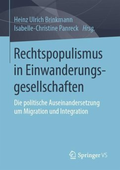 Rechtspopulismus in Einwanderungsgesellschaften