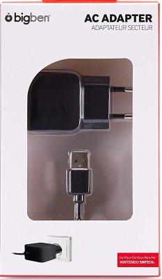 AC-Adapter V2 inkl. Ladekabel für Nintendo Switch