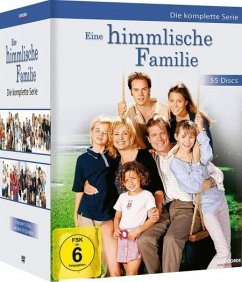 Eine himmlische Familie - Die komplette Serie: Die komplette Serie - Eine Himmlische Familie-Die Komplette Serie