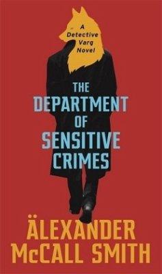The Department of Sensitive Crimes - McCall Smith, Alexander