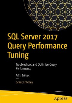 SQL Server 2017 Query Performance Tuning (eBook, PDF) - Fritchey, Grant