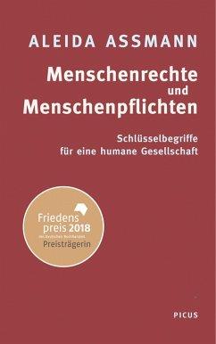 Menschenrechte und Menschenpflichten (eBook, ePUB) - Assmann, Aleida