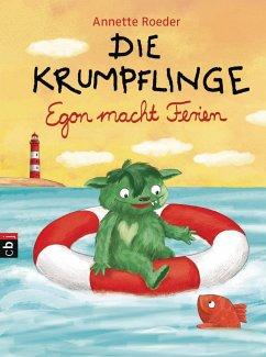 Egon macht Ferien / Die Krumpflinge Bd.8 (Mängelexemplar)