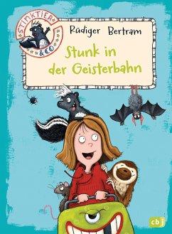 Stunk in der Geisterbahn / Stinktier & Co Bd.2 (Mängelexemplar) - Bertram, Rüdiger