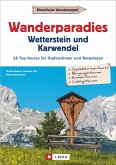 Wanderparadies Karwendel und Wetterstein (Mängelexemplar)