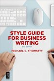 Style Guide for Business Writing (eBook, ePUB)