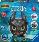 puzzleball, Dragons 3 Ohnezahn mit Ohren