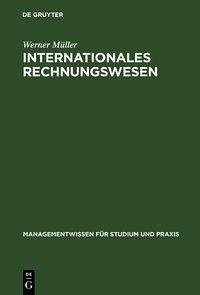 Internationales Rechnungswesen (eBook, PDF) - Müller, Werner