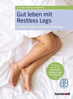 Gut leben mit Restless Legs (eBook, ePUB) - Goesmann, Cornelia