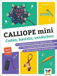 Calliope mini (eBook, PDF) - Kiefer, Philip