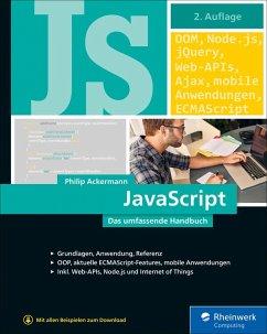 JavaScript (eBook, ePUB) - Ackermann, Philip
