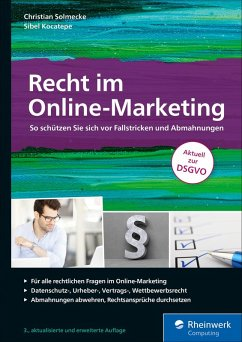 Recht im Online-Marketing (eBook, ePUB)