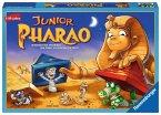 Ravensburger 21435 - Junior Pharao, Merkspiel, Familienspiel