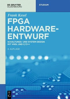 FPGA Hardware-Entwurf (eBook, PDF) - Kesel, Frank