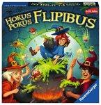 Ravensburger 20355 - Hokus Pokus Flipibus, Brettspiel, Familienspiel