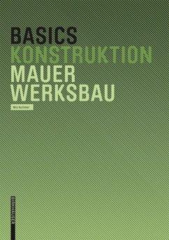 Basics Mauerwerksbau (eBook, PDF) - Kummer, Nils