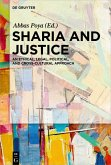 Sharia and Justice (eBook, ePUB)
