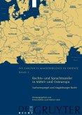 Rechts- und Sprachtransfer in Mittel- und Osteuropa. Sachsenspiegel und Magdeburger Recht (eBook, PDF)