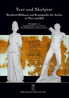 Text und Skulptur (eBook, PDF)